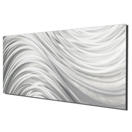 Metal Sheets Panels With Artistic Grind